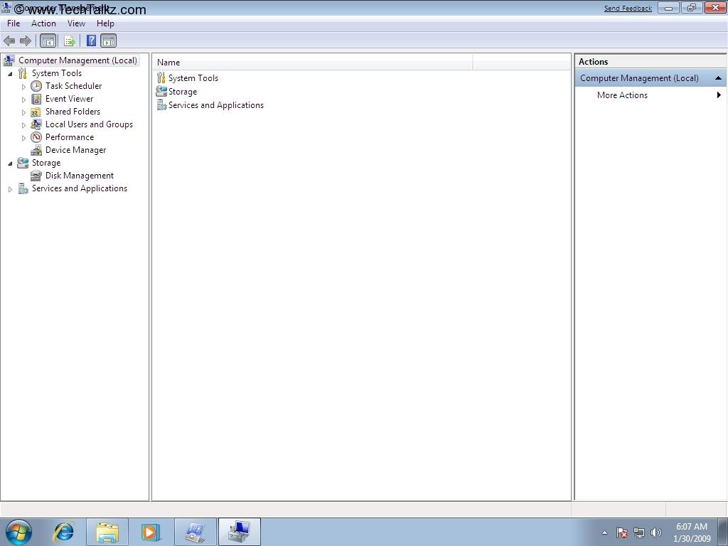 Computer management windows 7 скачать