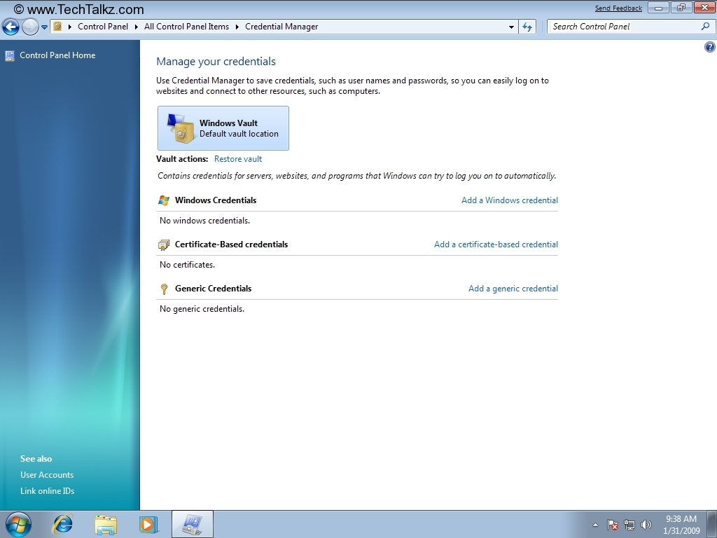Tutorial Windows 7